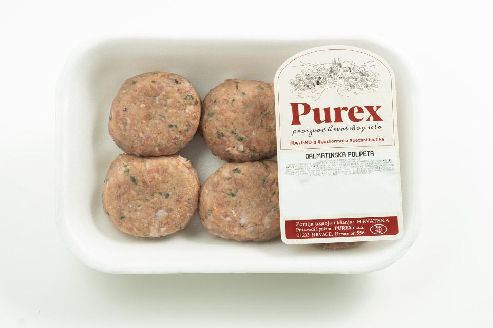 Purex - Dalmatinska polpeta
