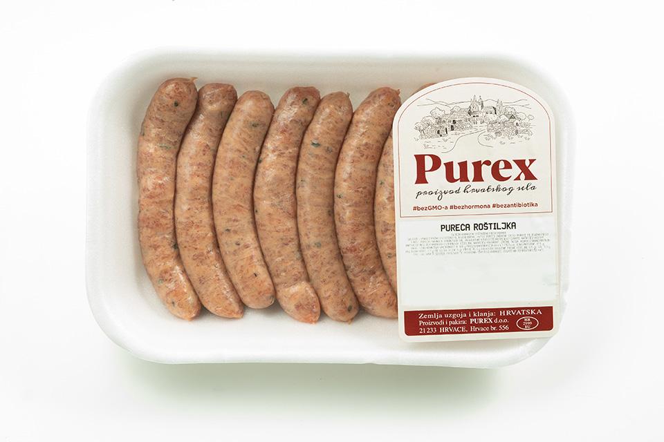 Purex - Pureća roštiljka