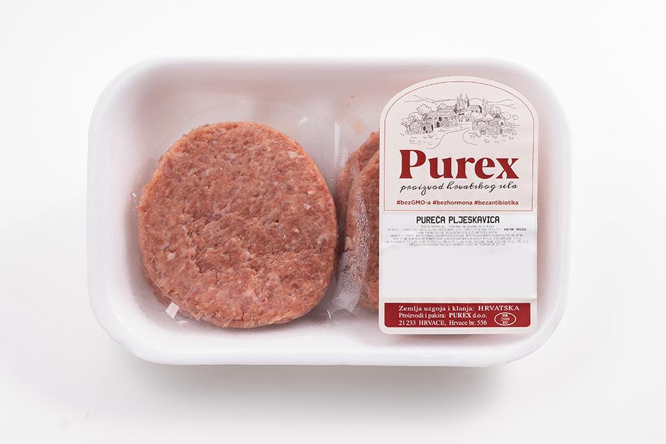 Purex - Pureća pljeskavica